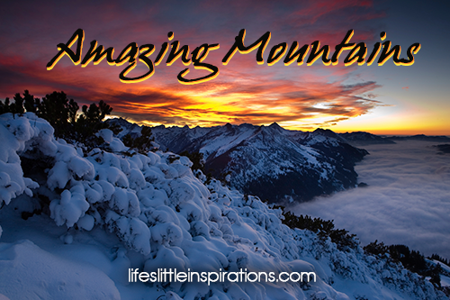 Amazing Mountains