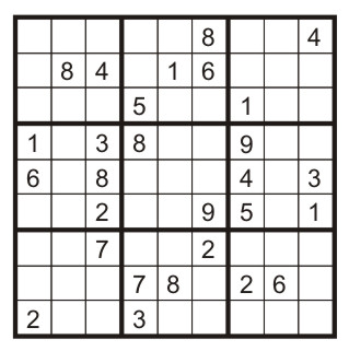 Sudoku Rules for the Game of Life
