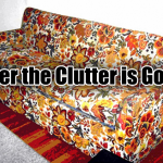 After the Clutter is Gone